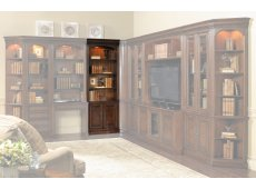 Hooker - 374-10-446 - Bookcases & Shelves