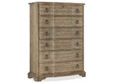 Hooker - 5750-90010-MWD - Dressers & Chests