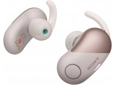 Sony - WF-SP700N/P - Earbuds & In-Ear Headphones