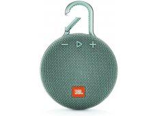 JBL - JBLCLIP3TEAL - Bluetooth & Portable Speakers