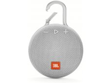 JBL - JBLCLIP3WHT - Bluetooth & Portable Speakers
