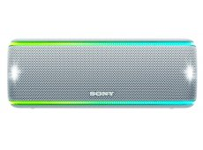 Sony - SRSXB31/W - Bluetooth & Portable Speakers