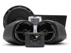 Rockford Fosgate - GNRL-STAGE3 - Car, ATV, and Motorcycle Audio Kits