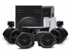 Rockford Fosgate - YXZ-STAGE4 - Car, ATV, and Motorcycle Audio Kits