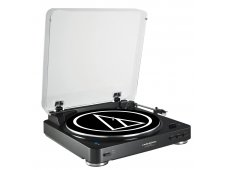 Audio-Technica - AT-LP60BK-BT - Turntables