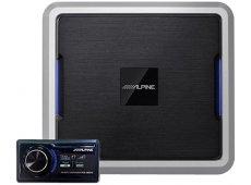 Alpine - PXE-0850S - Car Audio Processors