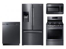 Samsung - SAMAPACK4 - Kitchen Appliance Packages