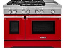 KitchenAid - KDRS483VSD - Dual Fuel Ranges