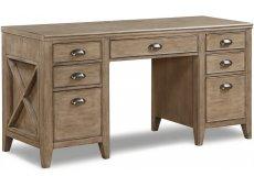 Flexsteel - W1336-734 - Executive Office Desks