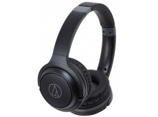 Audio-Technica - ATH-S200BTBK - On-Ear Headphones