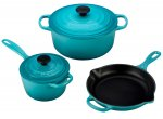 Le Creuset - MS1605-17 - Cookware Sets