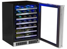 Marvel - MP24WSG0RS - Wine Refrigerators and Beverage Centers