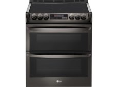 LG - LTE4815BD - Slide-In Electric Ranges