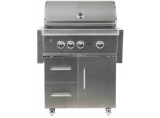 Coyote - C2SL30LP-FS - Liquid Propane Gas Grills