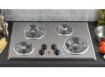 GE - JP328SKSS - Electric Cooktops