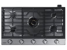 Samsung - NA36N7755TS - Gas Cooktops