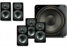SVS - PRIMESATPKG - Home Theater Speaker Packages