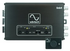 Wavtech - LINK-4 - Car Audio Processors