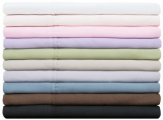 Malouf - MA90STCHPC - Bed Sheets & Pillow Cases