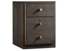 Hooker - 1600-10412-DKW - File Cabinets