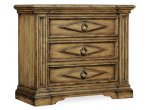 Hooker - 1595-90017-BRN - Dressers