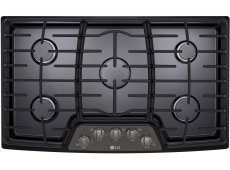LG - LCG3611BD - Gas Cooktops