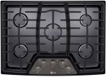 LG - LCG3011BD - Gas Cooktops