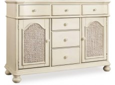 Hooker - 5900-75900-WH - Buffets & Sideboards