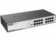 D-Link - DGS-1016D - Network Switches