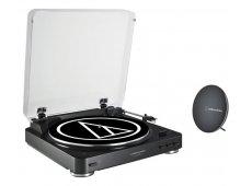 Audio-Technica - AT-LP60SPBT-BK - Turntables