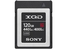 Sony - QD-G120F - Memory Cards