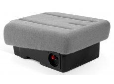 JL Audio - SB-GM-SLVCTR2/10W3V3/BK - Vehicle Specific Sub Enclosures