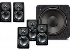 SVS - PRIMESATPKGASH - Home Theater Speaker Packages