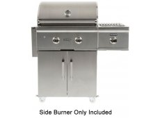 Coyote - C1CSBLP - Grill Side Burners