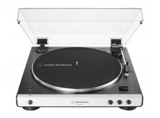 Audio-Technica - AT-LP60XBT-WH - Turntables