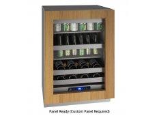 U-Line - UHBV524-IG01A - Wine Refrigerators and Beverage Centers