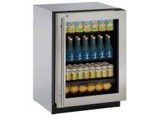 U-Line - U-3024RGLS-13B - Compact Refrigerators
