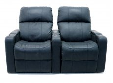 Palliser - 41952-2PC-DAX-BLACK-SS - Home Theater Seating