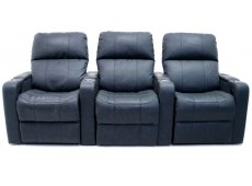 Palliser - 41952-3PC-DAX-BLACK-SS - Home Theater Seating