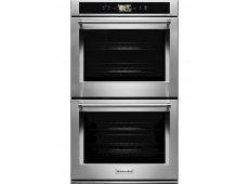 KitchenAid - KODE900HSS - Double Wall Ovens