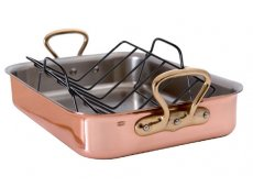 Mauviel - 6719.40 - Roasters & Lasagna Pans