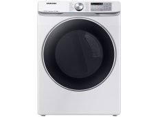 Samsung - DVG45R6300W - Gas Dryers