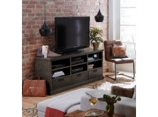 Legends Furniture - HN1862-CLV - TV Stands & Entertainment Centers