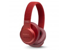 JBL - JBLLIVE500BTREDAM - Over-Ear Headphones