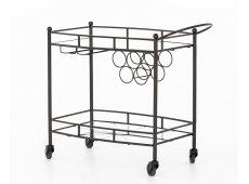 Four Hands - IASR-004B-KD - Bookcases & Shelves