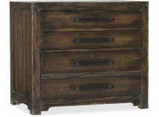 Hooker - 1618-10466-DKW - File Cabinets