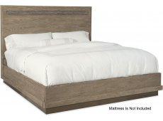 Hooker - 6075-90266-LTWD - Bed Sets & Frames