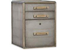 Hooker - 1620-10412-LTBR - File Cabinets