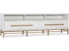 Hooker - 1620-55488-WH - TV Stands & Entertainment Centers