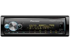 Pioneer - MVH-MS512BS - Car Stereos - Single DIN